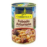 Fabada asturiana CARRETILLA, llauna 435 g