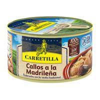 Callos madrileña CARRETILLA, lata 380 g