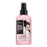 L'Oreal Stylista the bun gel spray para recogidos aportando volumen