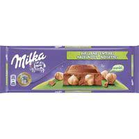Milka Chocolate con avellanas 270g