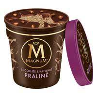 Magnum Tarrina praliné chocolate y avellana 297ml