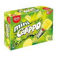 Calippo Lima llimona mini 480g