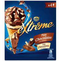 Nestlé Cono Extreme 3 chocolates 4u