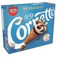 Cornetto Classico 6u