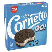 Cornetto go x4u