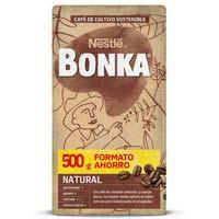 Bonka Café molido natural 500g