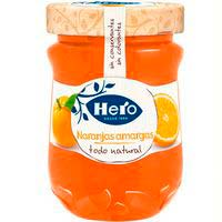 Hero Confitura de naranja amarga 345g