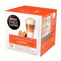 Nescafé Dolce Gust leche caramelo 16u