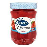 Hero Diet Confitura de fresa 280g