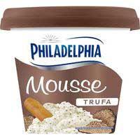 Philadelphia Mousse tòfona 130g