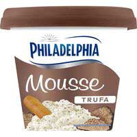 Philadelphia Mousse trufa 130g