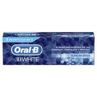 Oral B Dentífrico 3D blanc artic 75ml