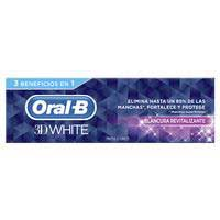Oral B Dentífrico 3D blanco revitalizante 75ml