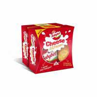 Minibabybe Queso crakers 2x40g
