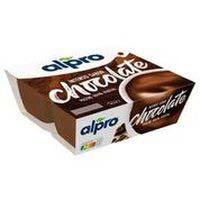 Alpro Yogur soja chocolate 4x125g