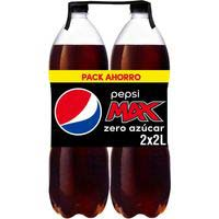 Pepsi Cola Max bipack 2lx2