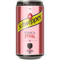 Schweppes Tónica Pink lata 25cl