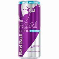 Red Bull Beguda energètica Açaí s / sucre llauna 25cl
