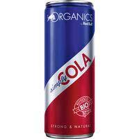 Organics Refresco cola lata 25cl