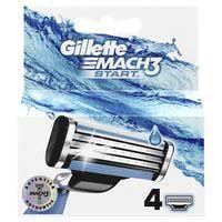 Gillette Cargador mach3 start 4uni