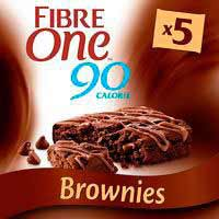 Fibre One Brownie xoco 120g