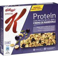 Kellogg's Barrita protein crosella 112g