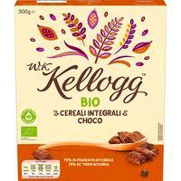 Kellogg's Cereal Wik bio integral choco 300g