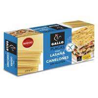 Gallo Lasaña/Canelon sin gluten