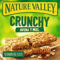Nature Val Cereales avena&miel 210g