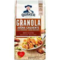 Granola cruixent amb nouspecanasQUAKER, caixa 350 g