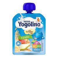Yogolino 3 fruites cereals 90g