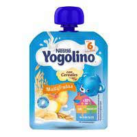 Yogolino multifruta cereales 90g