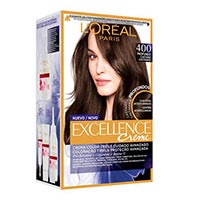 Excellence Tint cabell crema castany profund nº 400
