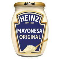 Heinz Maionesa 480ml
