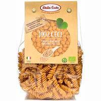 PastaFusilli100% cigronsDALLACOSTA, paquet 250 g