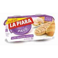 La Piara Paté de gall dindi 2x75 g