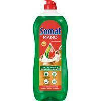 Lavavajillas mano poder verde SOMAT, botella 650 ml