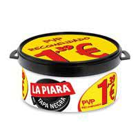 La Piara Paté tapa negra 115g