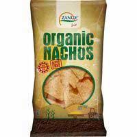 Zanuy Nachos organic sense gluten 125g