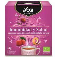 Yogi Te inmunitat i salut 20g