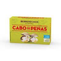 Cabo de Peñas Escopinyes petit ries gallegues