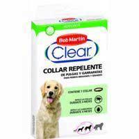 Clear Perro grande/mediano collar 1 uni