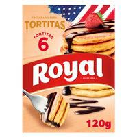 Royal Tortitas preparat 120g