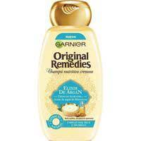 Original Remedies Xampú elixir argan 300m