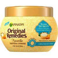 Original Remedies Mascarilla elixir argan 300ml