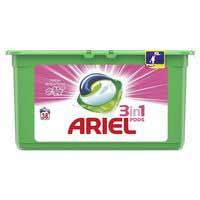 Ariel Detergente en cápsulas sensaciones 38d