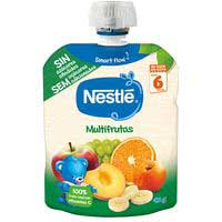 Nestlé Pouch multifrutas 90g
