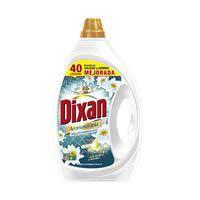 Dixan Detergente líquido aromaterapia 40 dosis