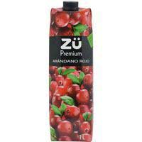 Zü Premium Concentrat nabiu vermell 1l