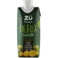 Zü Premium Agua de coco recovery 0,33l